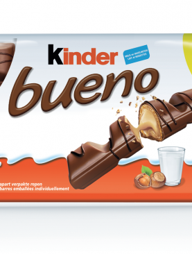 Ferrero Kinder Bueno Wafer Cookies