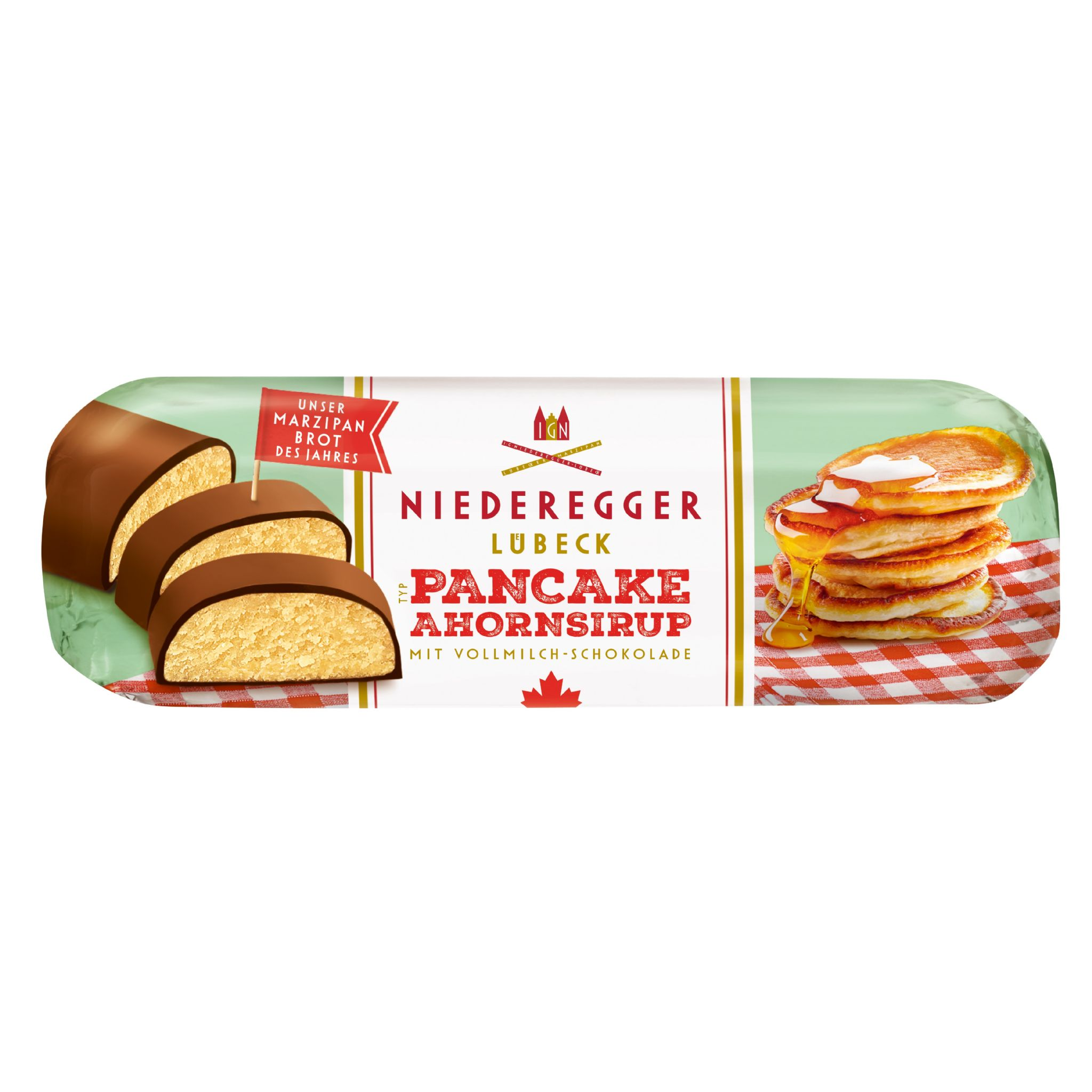 Wholesale Niederegger Marzipan Milk Mini Loaves
