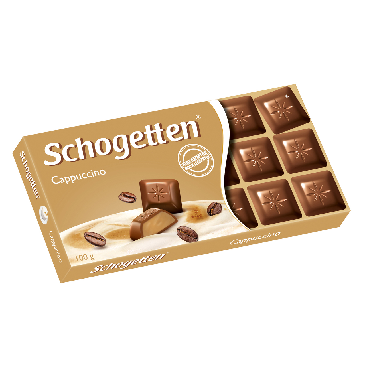 Wholesale Schogetten Cappuccino Chocolate