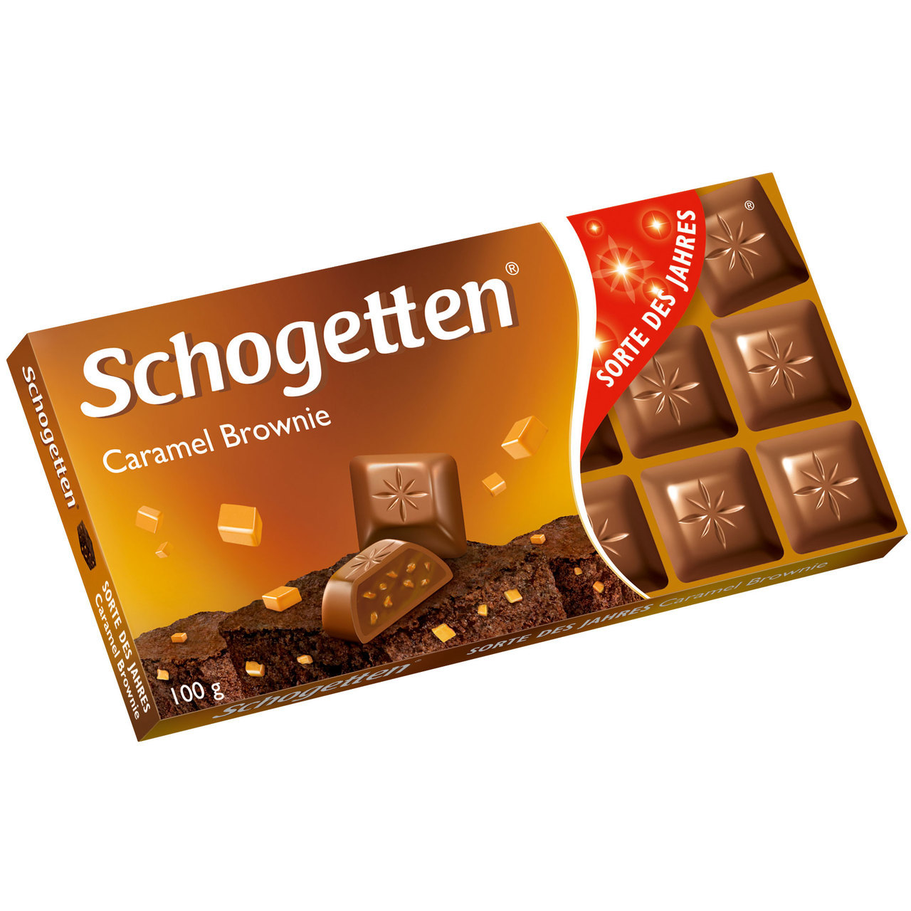 Buy Schogetten Caramel Brownie Chocolates