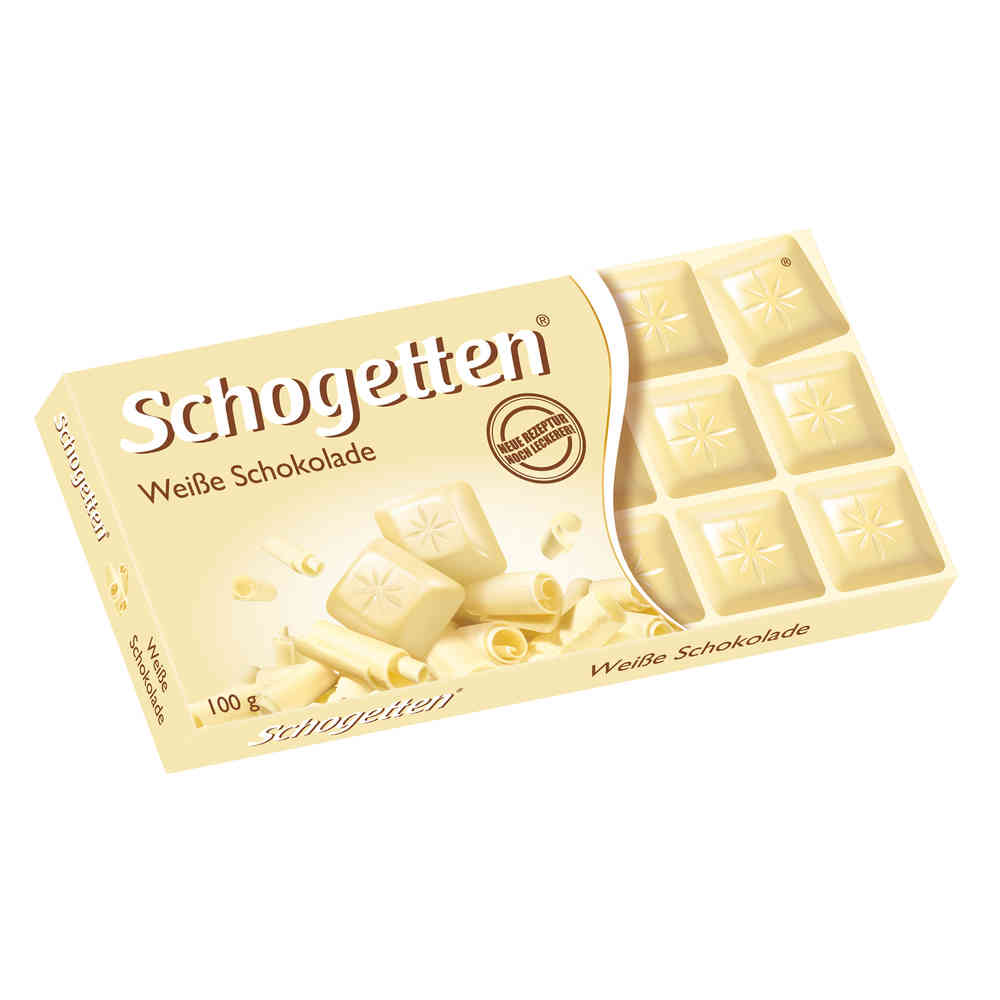 Wholesale Schogetten White Chocolate