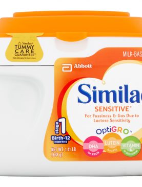 Similac Sensitive Infant Formula Powder for Lactose Sensitivity
