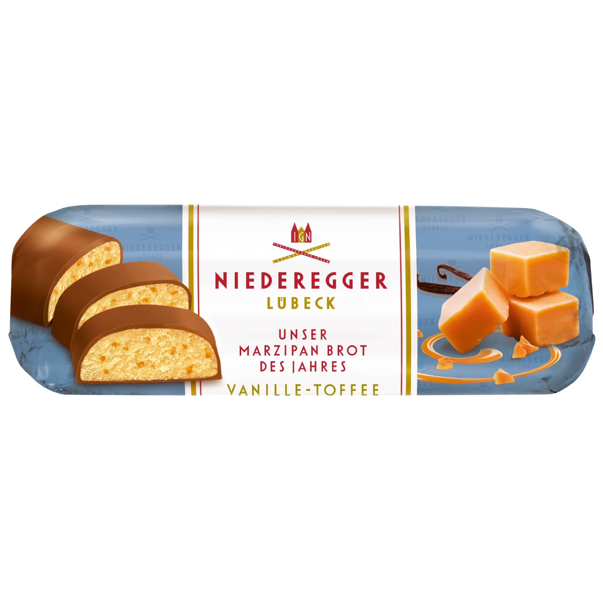 Wholesale Niederegger Walnut and rum marzipan sticks