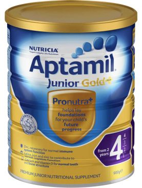 Aptamil Gold+ 4 Junior Nutritional Supplement From 2 years